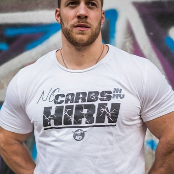"Shirt ""No Carbs"""